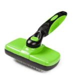 Self-Cleaning Collie Dog Slicker Brush