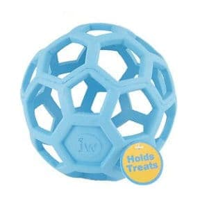 hol-ee roller dog ball toy