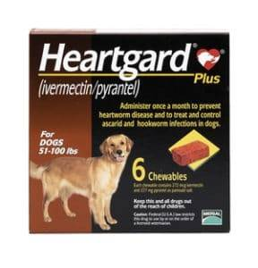 heartgard chewables