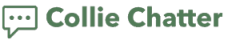 Collie Chatter Logo